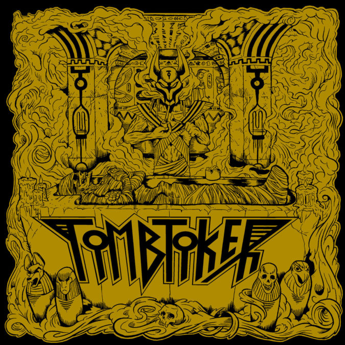 TOMBTOKER 'Coffin Texts' EP Review & Stream; Grim Reefer Fest 2019
