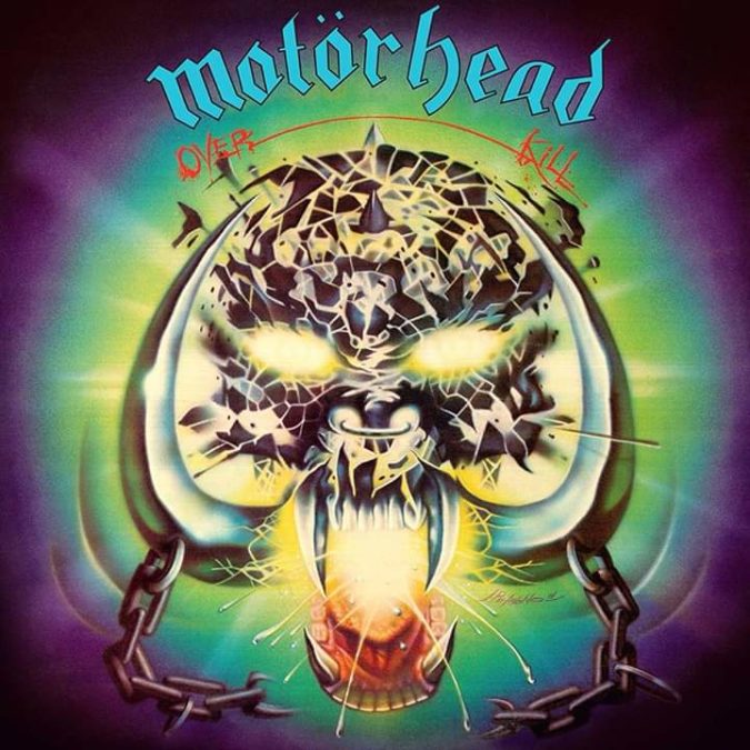 Retro Riffs: MOTÖRHEAD 'Overkill' [40th Anniversary] Album Review & Stream