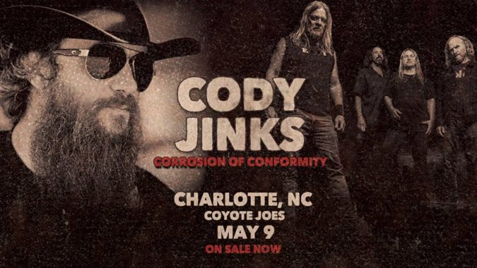 Cody Jinks Corrosion Of Conformity
