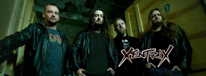 "XENTRIX Detail June's 'Bury The Pain' Album; New Single ""Bleeding Out"""