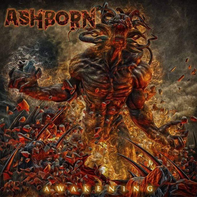 "ASHBORN 'Awakening' Album Arrives As ""Crushed Ant"" Video"