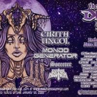 THE MARYLAND DOOM FEST 2020 - Feat. CIRITH UNGOL, BLOOD CEREMONY, SPEEDEALER, MONDO GENERATOR + More!
