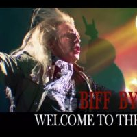 BIFF BYFORD (Saxon) Details Debut Solo Album 'School Of Hard Knocks'; Lyric Video