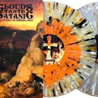 """CLOUDS TASTE SATANIC Reissues 2017's """"The Glitter of Infinite Hell"""""""