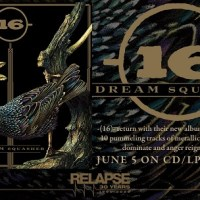 -(16)- 'Dream Squasher' Album Review & Stream