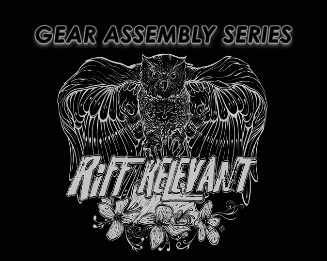 Riff Relevant Gear Assembly Logo Image