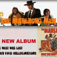 THE MARLBORO MEN 'How The West Was Lost And Other Vivid Hallucinations' Album Review & Stream