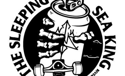 The Sleeping Sea King logo