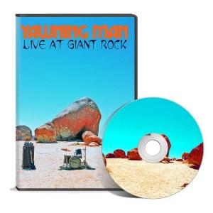 Yawning Man Yawning Man Live At The Giant Rock DVD