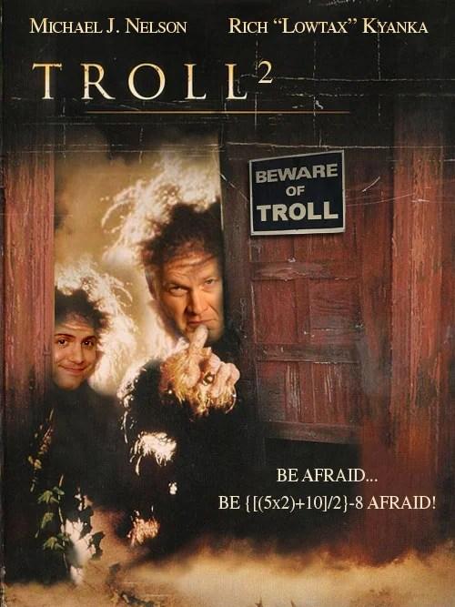 troll 2 rifftrax