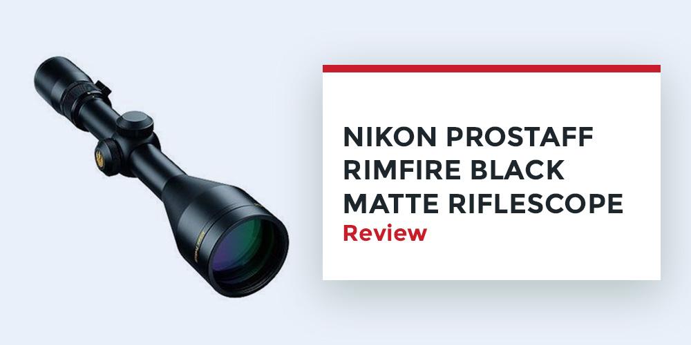 Nikon-ProStaff-Rimfire-3-9--40-Black-Matte-Riflescope