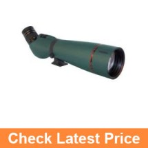 ALPEN Rainier Waterproof Fogproof Spotting Scopes featuring ED HD , BAK4 High Index SHR Metallic and UBX Fully Multi-Coated Optics. 25-75x86 model won Editor's Choice award as seen in Outdoor Life Magazine's Gear Test.