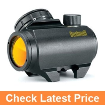 Bushnell Trophy TRS-25 Red Dot Sight Riflescope, 1 x 25mm