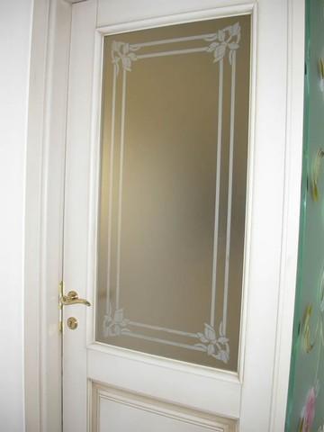 Laboratorio di Sabbiatura dio vetri e specchi