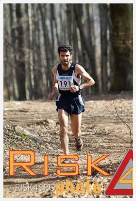 Walter al Trail della Capitale (foto dal sito risk4sport)