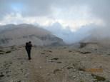 Sullo sfondo il monte Acquaviva