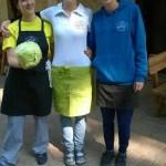 Lo staff della cucina