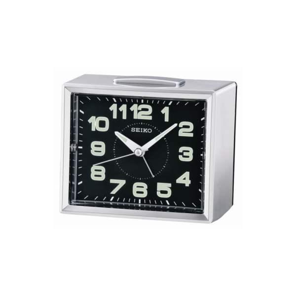 Bedside Quartz Battery Loud Bell Alarm Clock Qhk039a