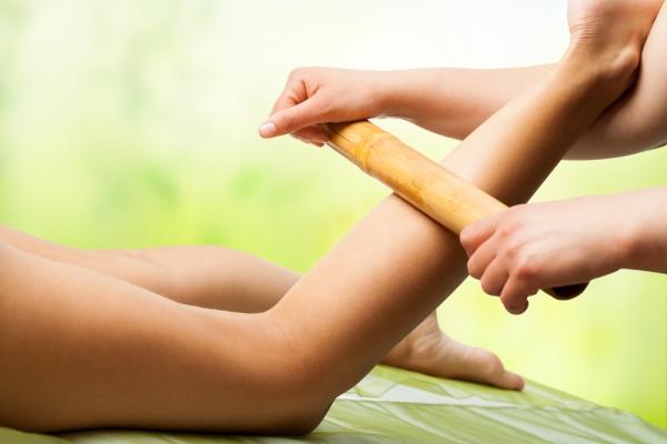 Bamboo Leg Massage Rigby ID