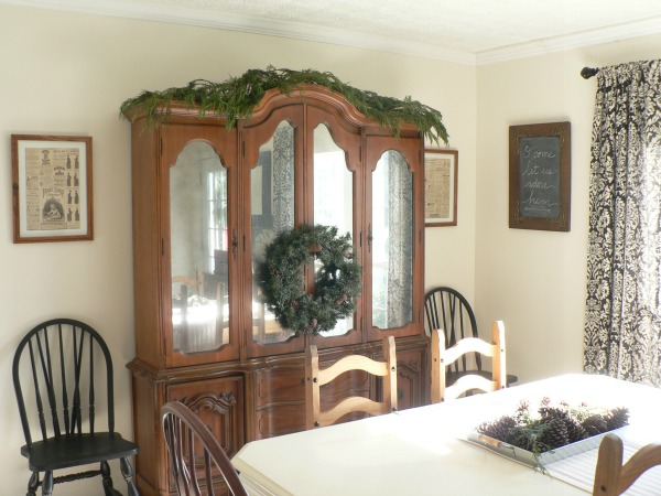 DIY Antique Mirrored Doors by Riggstown Road