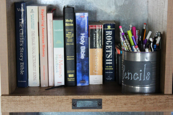 amazon bookcase hack by riggstown road