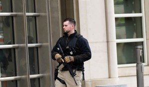 USA Fed Marshall Guards Courthouse ISIS Trial Spencer Platt Getty 1024 600