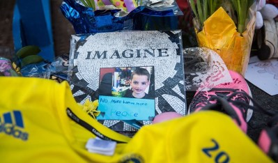 USA Boston Marthon Youngest Victim Martin Richard Andrew Burton Getty 1024 600