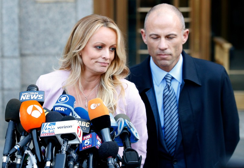 Judge orders Stormy Daniels to pay $293,000 in legal fees in defamation suit