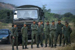 Maduro closes Venezuela's border