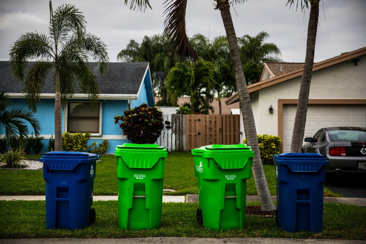 The collapse of recycling in the US