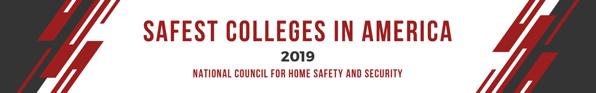 SafestColleges2019 banner