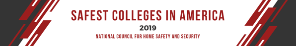 SafestColleges2019 banner