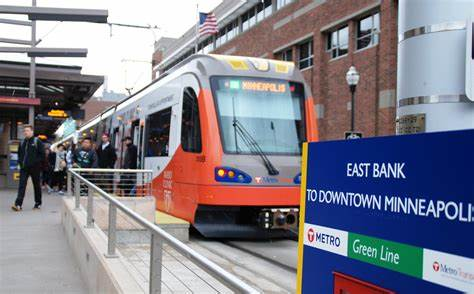 Audio: Mob with Hammers Descends on Minneapolis East Bank LRT Patrons