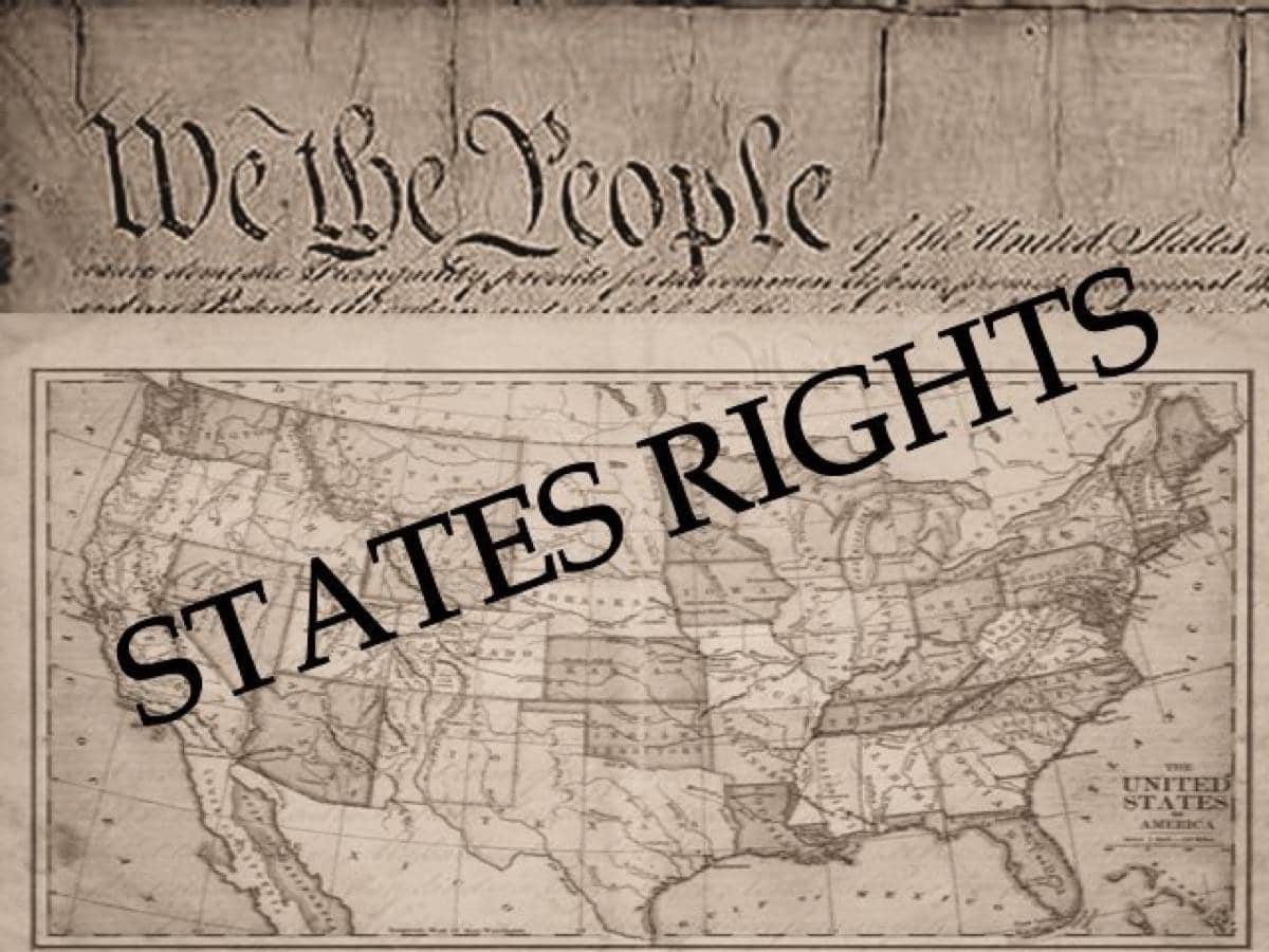 States' Rights!