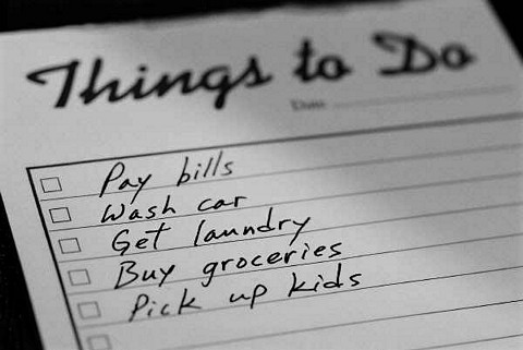 Prepare Tomorrow's To-Do List as You Wrap-up Today