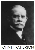 John Henry Patterson, founder of National Cash Register (NCR)
