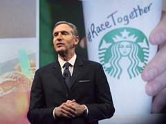 CEO Howard Schultz and Starbucks's Race Together Campaign