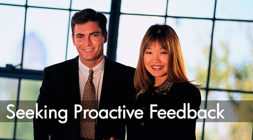 Seeking Proactive Feedback from Your Manager