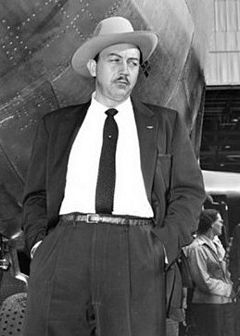 Alvin Melvin (Tex) Johnston, Boeing Test Pilot