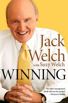 'Winning' by Jack Welch, Suzy Welch (ISBN 0060753943)