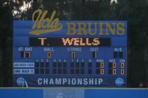 UCLA T Wells