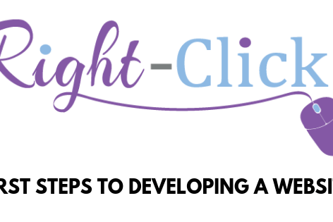 First Steps to Developing a Website