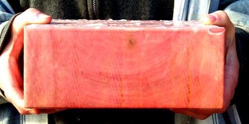 Pink Ivory Lumber
