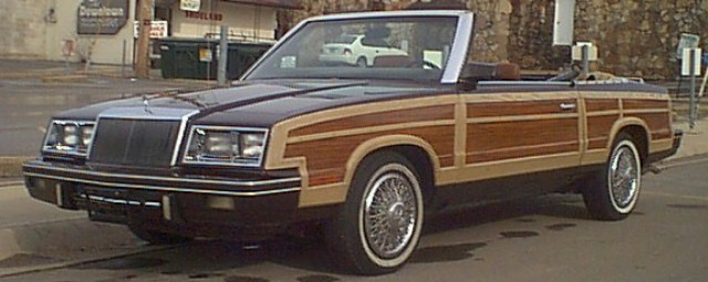1983 Chrysler Le Baron