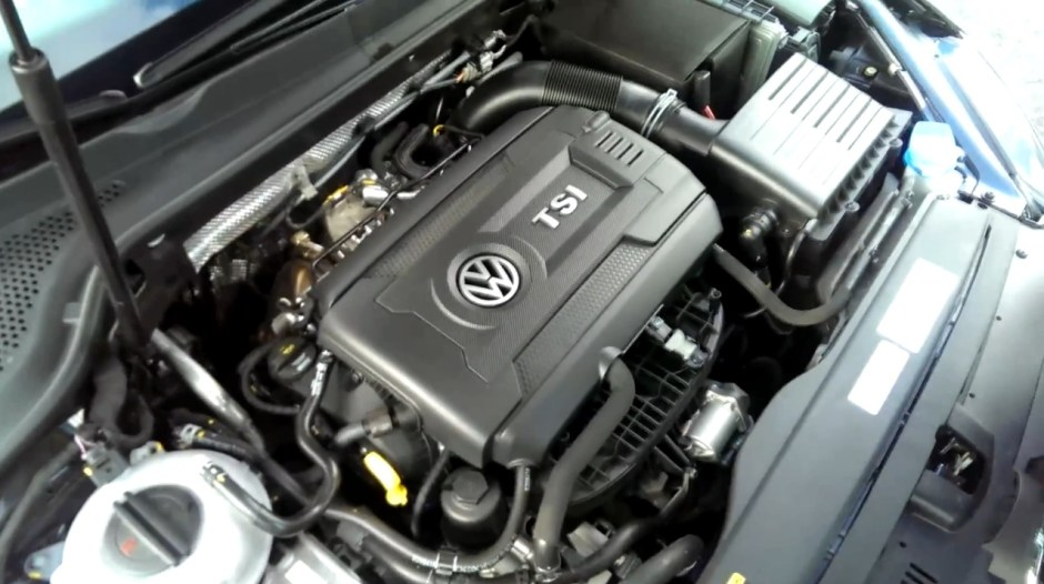 2015 Volkswagen GTI Engine