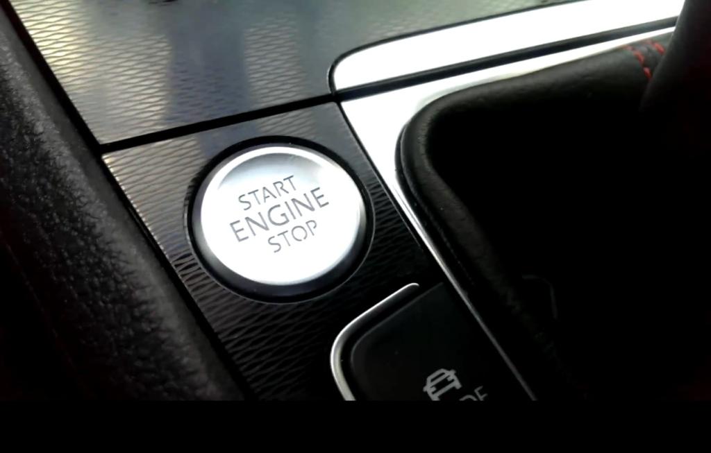 2015 Volkswagen GTI Push Start