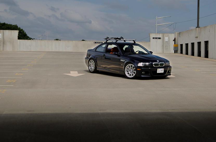 Josh Taylor's 2004 BMW M3