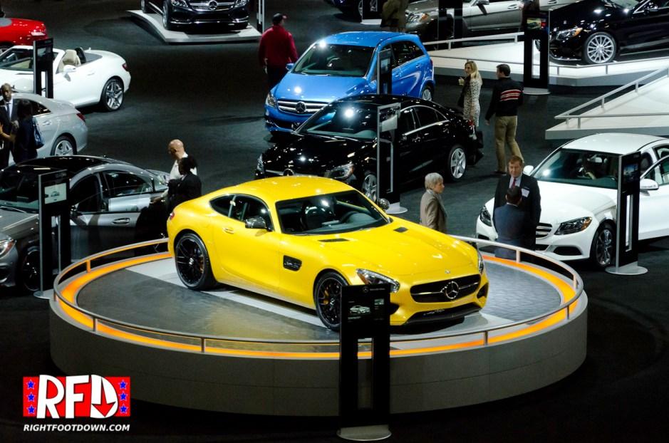 Washington Auto Show The Lower Level Right Foot Down - Washington car show