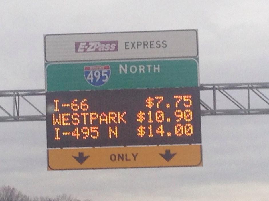 495 Express Lanes