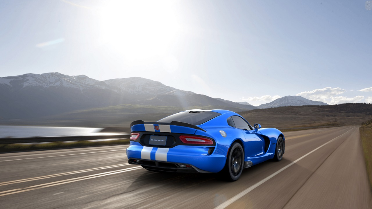 Build Your Own Dodge >> Build Your Own Dodge Srt Viper Right Foot Down
